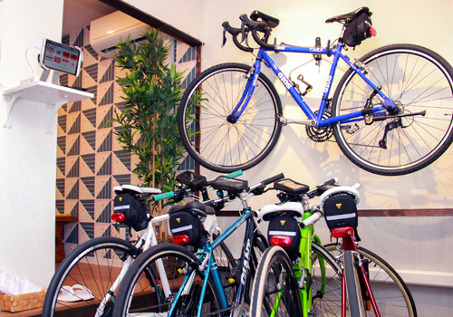 Re壁ボイス 体験型民泊CYCLESTAY