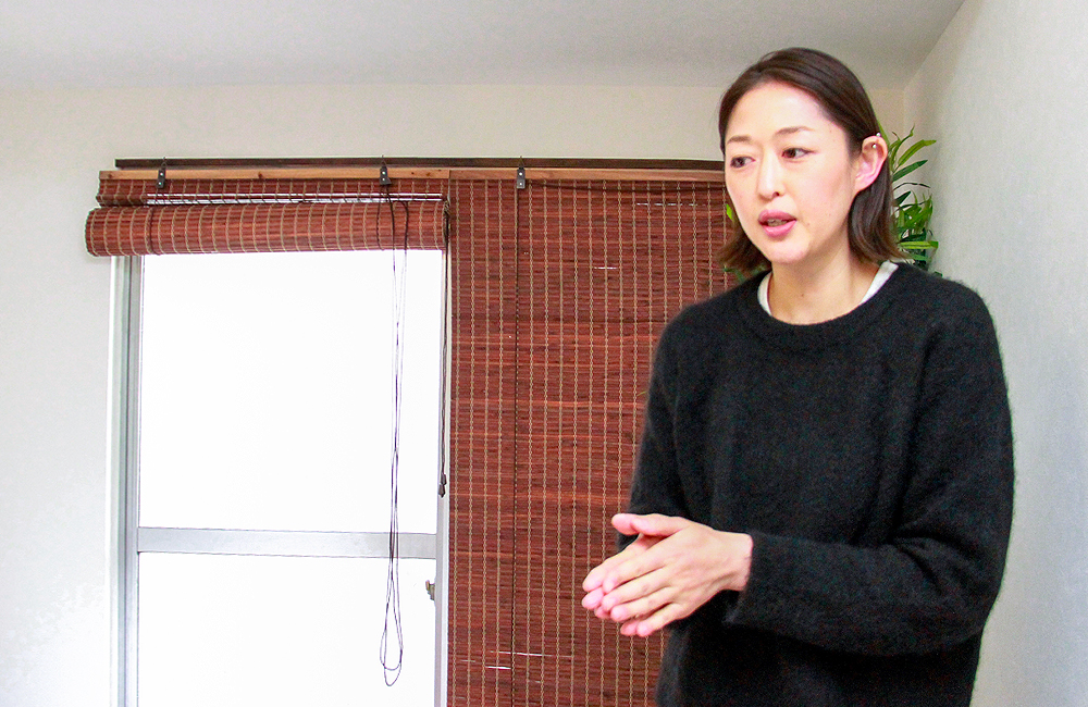 Re壁ボイス 体験型民泊CYCLESTAY 鈴木さん