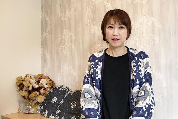 Re壁Voice ビューティーサロン Bee's 松井理恵さん