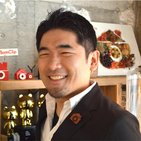 Re壁ボイス ルームクリップ株式会社 取締役 ビジネス担当 川本太郎さん
